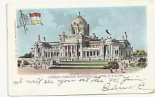 LOUISIANA PURCHASE EXPO. ST. LOUIS 1904 MISSOURI BLDG.