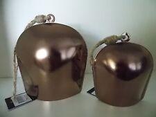 Copper Cow Bell ( metal )