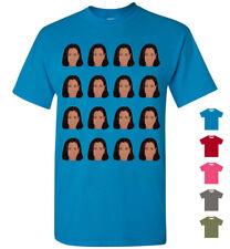 "Kamala Harris ""16 Heads"" T-Shirt Tee, Men Women Kids Tank Long president 2020"