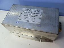 Siemens 6SN1111-0AA01-1AA0 SIMODRIVE 611 Netzfilter für ungeregelte Einspeisung
