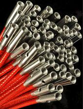 Chiaogoo Twist Red Lace Seile austauschbare Rundstricknadeln 1,5mm - 10mm