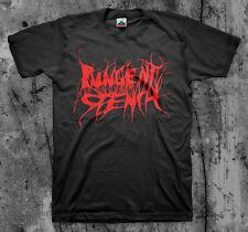 PUNGENT STENCH 'Logo' T Shirt (Mentors Disharmonic Autopsy Mcabre)