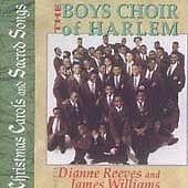 The Boys Choir of Harlem, Diane , Christmas Carols & Sacred Songs, Excellent