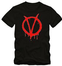 T-shirt /Maglietta V Per Vendetta Film