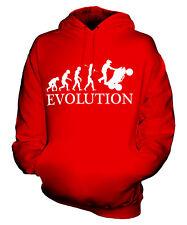 ATV QUAD EVOLUTION OF MAN UNISEX HOODIE MENS WOMENS LADIES GIFT BIKE
