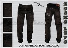 New SIZE 29 30 31 32 33 34 36 38 40 Mens KOSMO LUPO Jeans Italian Design K&M