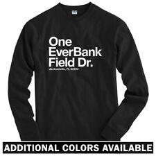 Jacksonville Football Stadium Long Sleeve T-shirt - LS Men S-4X - Jaguars Fan FL