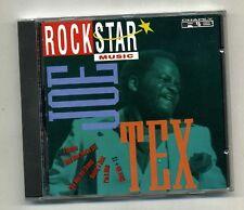 JOE TEX # ROCKSTAR MUSIC 1992 # CD Rock
