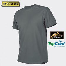 Maglia HELIKON-TEX T-Shirt Tactical Tattica Caccia Softair Militare Outdoor Grey