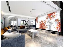 3D Lush Autumn Leaves 8559 Wall Paper Wall Print Decal Wall AJ WALLPAPER CA