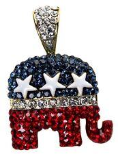 Crystal Republican Logo Neckslide
