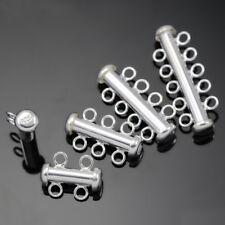 BULK BUY DISCOUNT Silver 925 3 Hole Multi-strand Kadi Trigger Clasp /& Extension