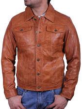 Vintage Men leather biker jacket Men leather biker jacket  Men leather motorcyle