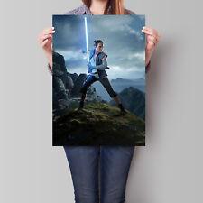Star Wars The Last Jedi Poster Rey A2 A3