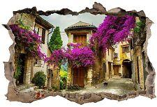 Stickers 3D Trompe l'oeil Provence réf 23755 23755 Art déco Stickers