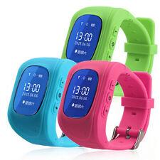 Q50 Children Kids Anti-lost GPS Tracker Smart Wrist Watch For Mobile Phone Amazi