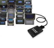 USB  AUX SDHC MP3 Adapter CD Wechsler Interface für original Radio Seat 12 Pin