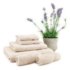 Lara Turkish Cotton 6 pcs Towel Set  ( 1 Bath Towel, 1 Hand Towel, 4 Washcloth )