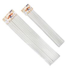 PME 1cm Easy Cut Plastic Food Grade Dowels for Wedding Cake Tier Pillar Stack