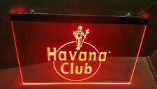 Havana Club Rum Led Neon Light Sign Bar Pub Club Man Cave Sport Gift Advertise