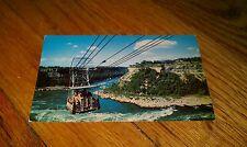 Spanish Aerial Car Scenic Railway Great Whirlpool Canada unused vintage Postcard