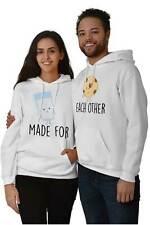 Relationship Boyfriend Girlfriend Matching Hoodies Sweat Shirts Sweatshirts