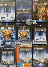 Command & Conquer CC - PC - nur 1 Spiel auswählen - Kult Strategie Spiele