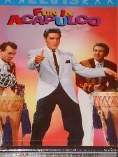 ELVIS PRESLEY FUN IN ACAPULCO DVD SEALED!