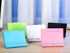 Porta Smartphone Iphone Samsung Galaxy Stand Universale Blu Nero Ufficio Viaggio