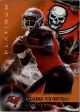 2015 Topps Platinum Orange Refractors Football Card Pick
