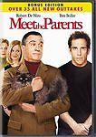 Meet the Parents (DVD, 2004, Full Frame) BEN STILLER ROBERT DENIRO 35 OUTTAKES