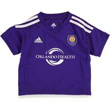 Orlando City SC Adidas MLS Toddler Home Purple Scoeer Jersey