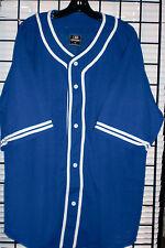Men's Baseball Jersey Classic Raglan Plain Tee Uniform T-Shirts