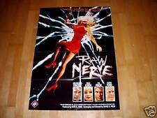 Plakat: Raw Nerve  TRACI LORDS+GLENN FORD