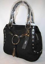 DKNY T&C Fashion Hardness Logo Handbag Bag Purse New