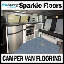 Altro Sparkly Grey Camper Van Flooring / Motorhome / Caravan Safety Flooring