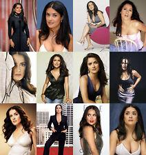 Salma Hayek - Hot Sexy Photo Print - Buy 1, Get 2 FREE - Choice Of 88