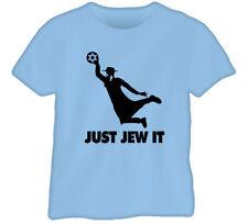 Just Jew It Funny NY Israel Sports Basketball T Shirt