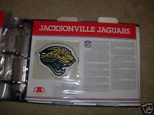 Jacksonville Jaguars NFL patch