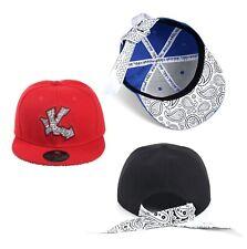 Underground Kulture édition limitée ATTACHE Bandana Casquette Baseball/chapeau