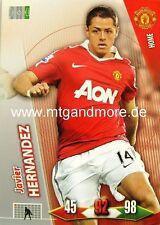 Adrenalyn XL Man. United - Javier Hernandez - Home