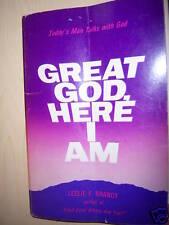 Great God Here I Am by Leslie Brandt (Paperback, 1969)