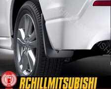 2011 2012 GENUINE MITSUBISHI OUTLANDER SPORT RVR MUD SPLASH GUARDS MZ530003EX