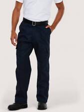 Arbeitshose Herren Cargohose 44-70 marine blau  Arbeitshose Montagehose Bundhose