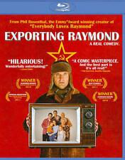 Blu-ray: Exporting Raymond (Russian Sitcom Comedy, Philips Rosenthal, 2011) New