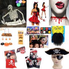 Halloween Tutti gli Accessori Costume Festa Decorazione Decorazioni Spaventoso