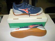 Diadora Sala Indoor Soccer Shoe Blue/ Orange