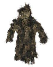 Mil-Tec Tarnanzug Ghillie Parka Anti Fire Basic M-XXL Camouflage Camo Anzug Suit