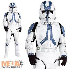 Bambini Clone Trooper Star Wars Costume Film Per Ragazzi Bambini Deluxe Costume Outfit