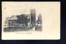 Lancs LONGRIDGE Parish Chrch 1904 PPC
